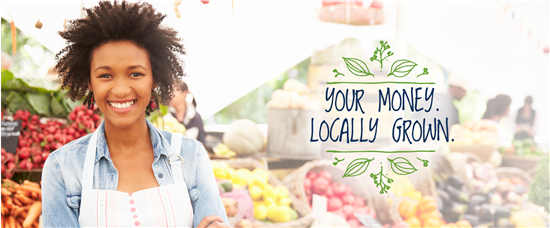 Your Money, Locally Grown